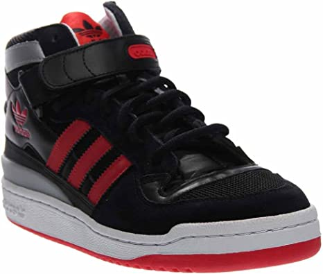 adidas Forum Mid RS Winterized, Negro (Negro), 44 EU: Amazon.es ...