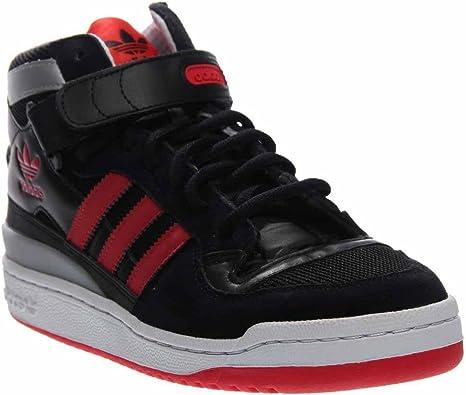 adidas Forum Mid RS Winterized, Negro (Negro), 44 EU: Amazon.es ...