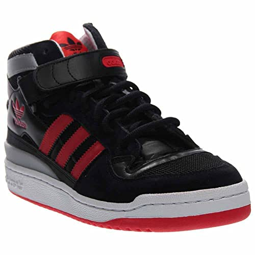 best service ae2b3 cd2e7 Adidas Forum Mid Rs Winterized Black  Amazon.ca  Shoes   Handbags