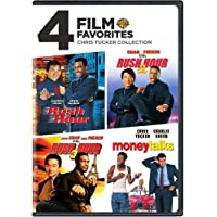 4 Film Favorites: Chris Tucker Collection DVD Deals