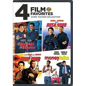 4 Film Favorites: Chris Tucker (Money Talks, Rush Hour, Rush Hour 2, Rush Hour 3) (2009)