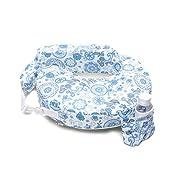 My Brest Friend Nursing Pillow Slipcover, Starry, Sky Blue
