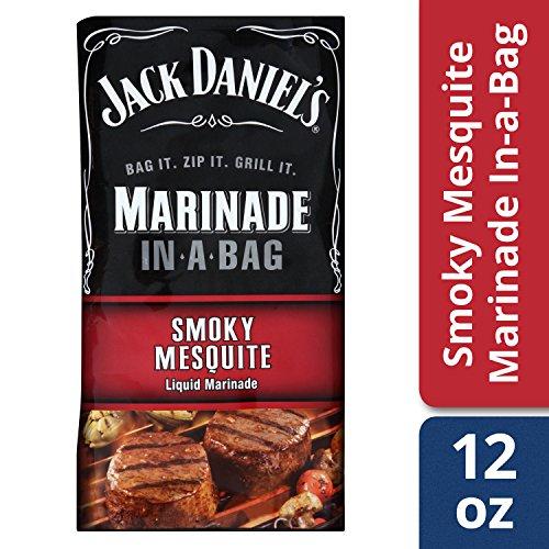 Jack Daniel's Smoky Mesquite Marinade in a Bag (12 oz Bag)