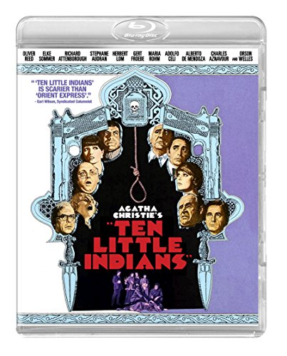 Blu-ray : Ten Little Indians (Blu-ray)