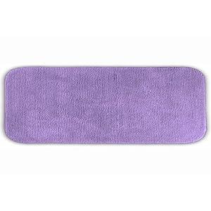Cheltenham Purple Washable Runner Bath Rug 1 39 10 X 5 39 Home Kitchen