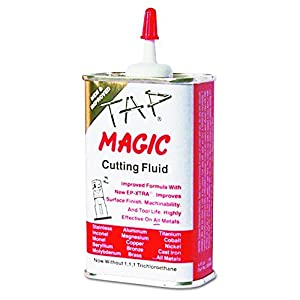 Tap Magic 10004E Power Tool Lubricant with EP-Xtra, Yellow (Pack of 24)