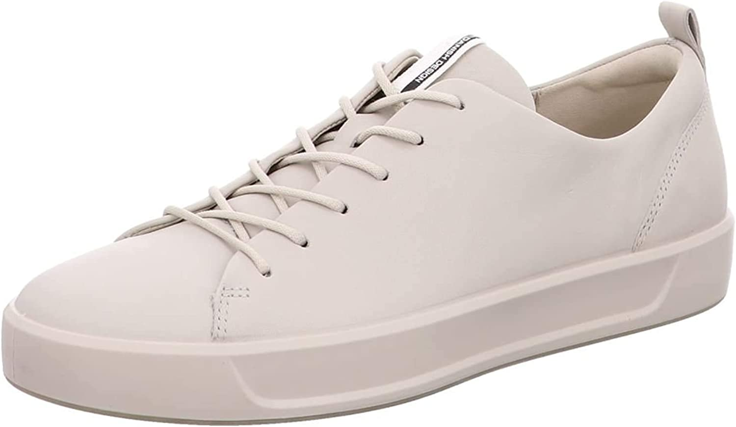 ECCO Women's Soft 8 Low-Top Sneakers Off White