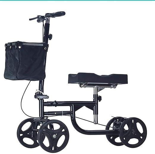 Médica Movilidad del Balanceo Andadores, Rodilla Walker Orientable ...