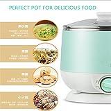 1.5L Electric Cooker Hot Pot Egg Cooker SUS 304