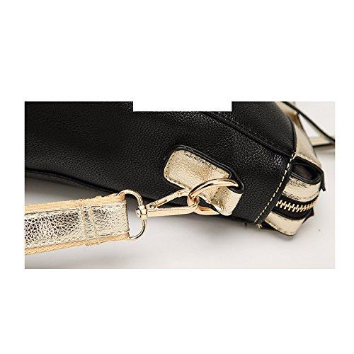 Yxlong Ladies Winered Cross America The Trend Bag Explosion In Shoulder Diagonal Europe Bag And Hit Shoulder Bag Blue Handbags prqOSwp