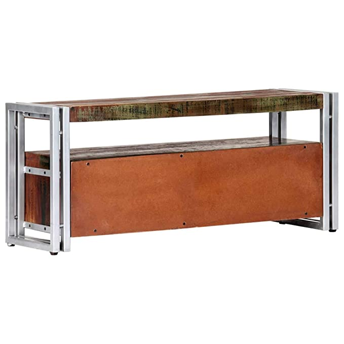 Mobile Porta Tv Stile Vintage.Mobile Porta Tv Con Stile Vintage E Elegante Mobiletto Da Tv Con 2