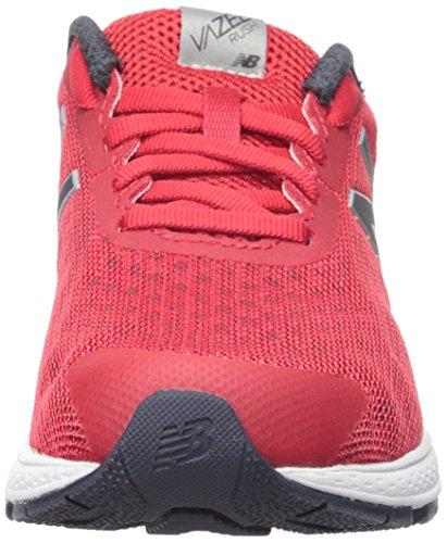 New Balance KJRUSV2 Pre Running Shoe (Little Kid) Red/Red