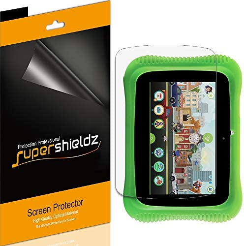 BoxWave 2-Pack HD Film Skin ClearTouch Crystal Leapfrog LeapPad Academy Screen Protector Shields from Scratches for Leapfrog LeapPad Academy