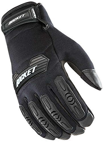 Joe Rocket Velocity 2.0 Motorcycle Glove Black - Joe Motorcycle Helmet Rocket