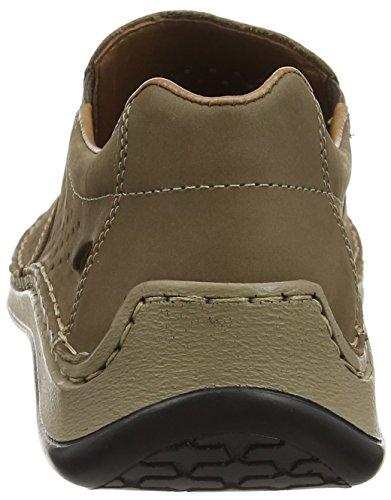Rieker 05286 Loafers & Mocassins-men - Mocasines Hombre Beige - Beige (stone / 64)