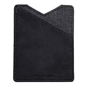 Minimalist Wallet, Compact Slim Wallet, Card Holder, RFID Protected, Premium Australian Designer Product, For Men and Women, Mini X (Grey) - by Anvi Australia