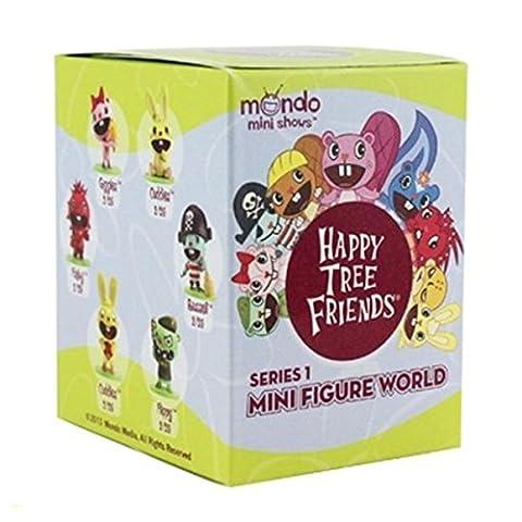 ARCTURUS Happy Tree Friends Mini Series 1 Blind Box Vinyl Figure NEW Toys Collectibles - Scooby Doo Wacky Wobbler