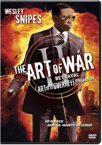 Art of War 2: Betrayal (2008) DVD