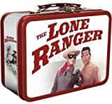 The Lone Ranger DVDs in Collectable Tin with Handle