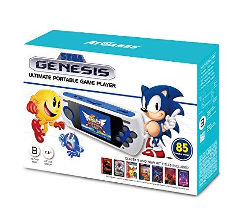 Sega Ultimate Portable Game Player 2017