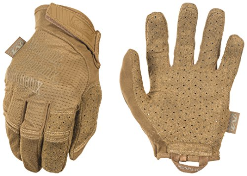 - Mechanix Specialty Vent Coyote Gloves, Medium