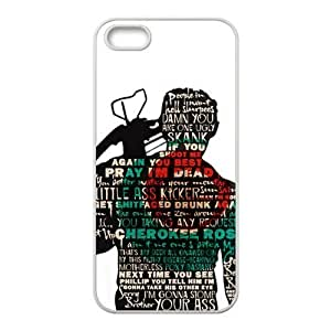 Case for iPhone 5s,Cover for iPhone 5s,Case for iPhone 5,Hard Case for iPhone 5s,Cover for iPhone 5,The Walking Dead Design TPU Hard Case for Apple iPhone 5 5S