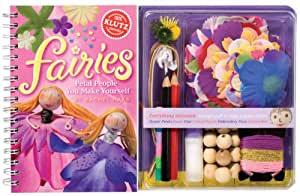 Klutz Fairies: Petal People You Make Yourself Craft Kit