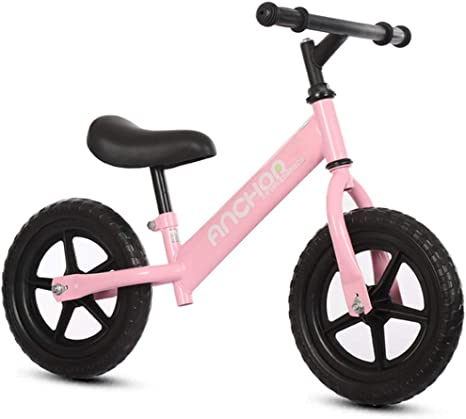 Bicicleta sin Pedales, 12 pulgadas de bicicletas niños Equilibrio ...