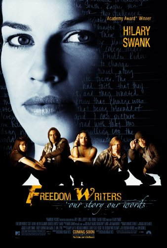 Image result for Freedom Writers poster
