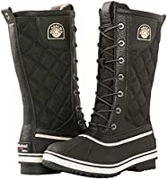GLOBALWIN Women's The Rider's Winter Snow Boots