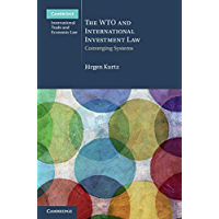 The WTO and International Investment Law: Converging Systems (Cambridge International Trade and Economic Law Book 20)