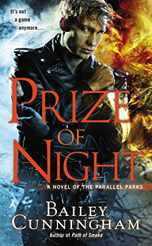 book cover of Prize of Night