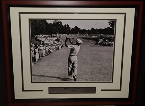 Ben Hogan 1-Iron Drive at Merion at the 1950 US Open 11