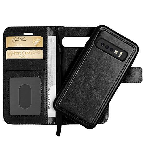 Detachable Wallet Case for Samsung Galaxy...
