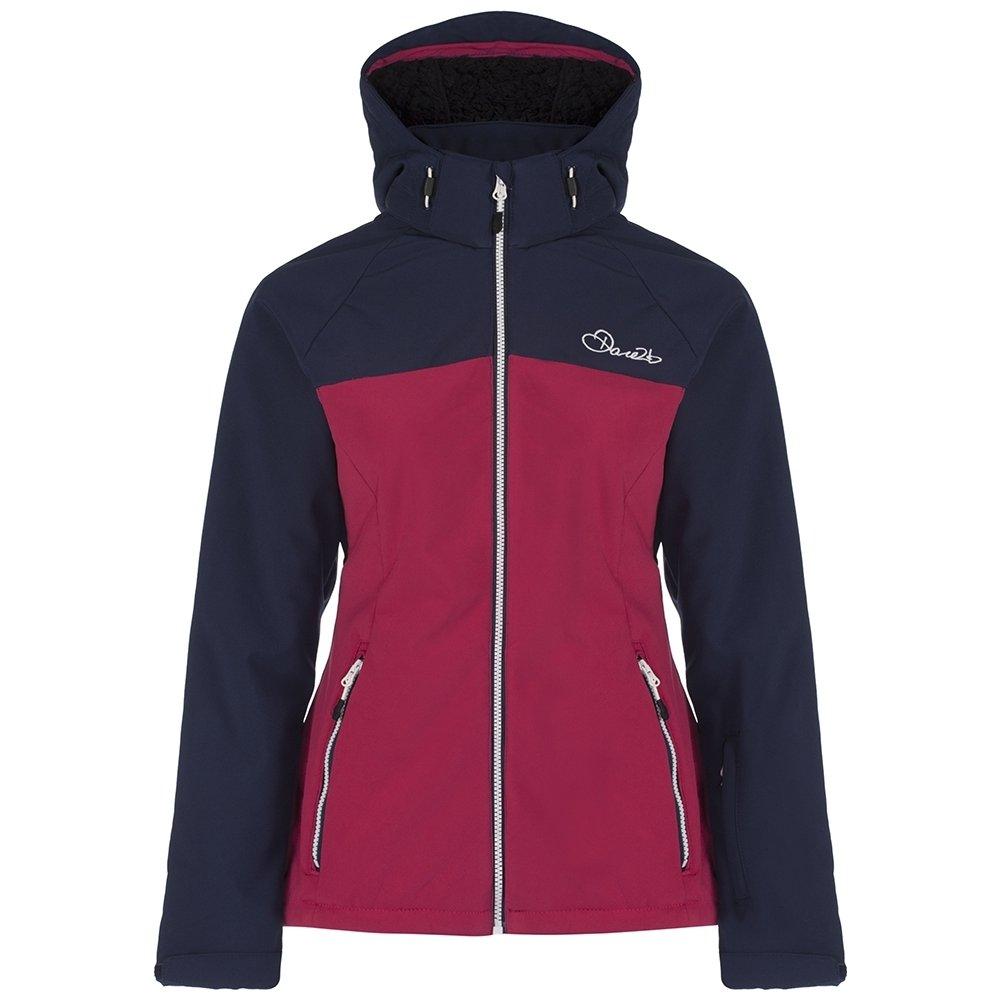 Dare 2B Damen Conciliate Softshell Ski Jacke mit Kapuze