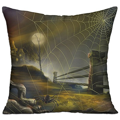 Pillows Filling Stuffing Linen Spider Web Cushion Insert Filler Square