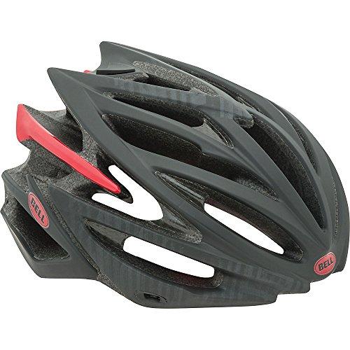 Volt Race/Road Helmets Black/Red Slash ()
