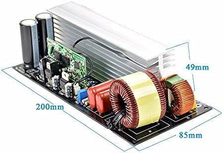 DIY 1000W Pure Sine Wave Inverter Power Board Post Sine Wave Amplifier Board kit