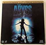 The Abyss Special Widescreen Letterbox Collectors Ed Laser Disc