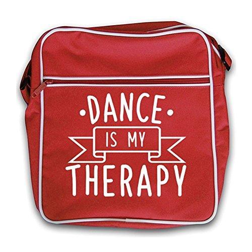 La Bolsa Es Rojo Viaje Terapia Rojo Retro Mi De Danza qnpxgqBa