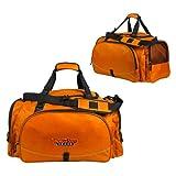 Morgan State Challenger Team Orange Sport Bag 'Morgan State Bears'
