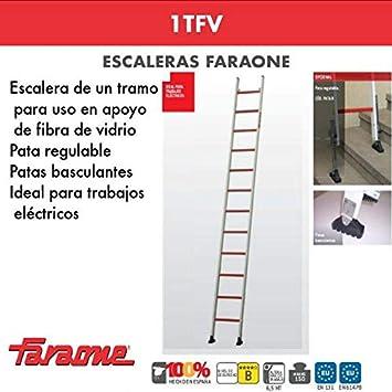 ESCALERA PROFESIONAL 1TFV FARAONE. LCS (1TFV.400. 14Peldaños ...