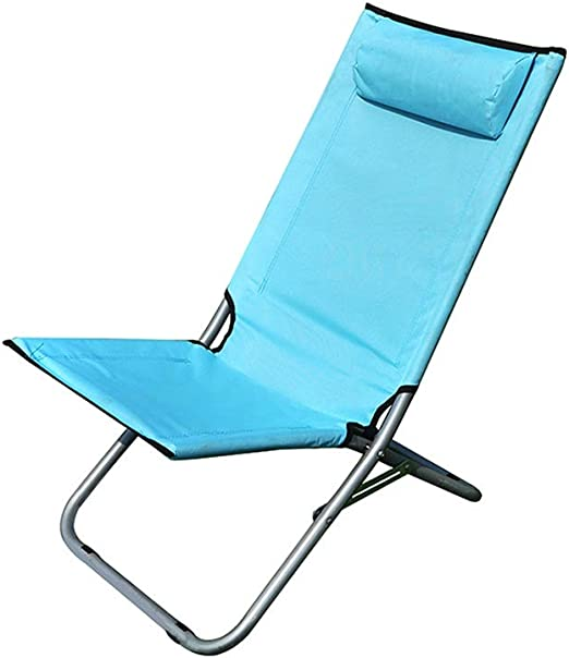beau lustre super promotions mode la plus désirable ZXQZ Chaise Longue Pliable Chaise Pliante - Villa Cour ...
