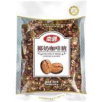 南国椰奶咖啡糖(透明)200g*2