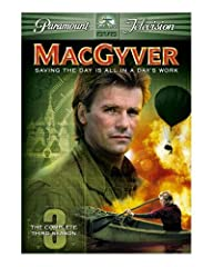 "Richard Dean Anderson stars as the iconic soldier of fortune with an uncanny knack for getting out of tight spots with his backpack full of seemingly useless items for a rainy day."" 22 episodes on 6 DVDs. 1987-88/color/16 hrs/NR.In ""Ghost Shi..."