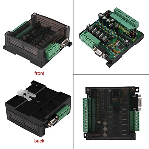 FX1N-14MT PLC Industrial Control Board Stepper Motor Motion Programmable Controller by Walfront (Image #4)