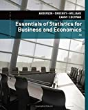 img - for Essentials of Statistics for Business and Economics by James Cochran (2014-01-15) book / textbook / text book