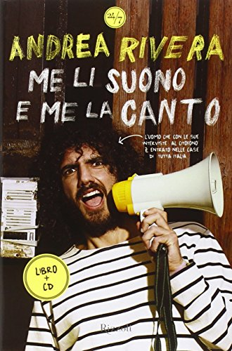 Me li suono e me la canto. Con CD-Audio by Rizzoli