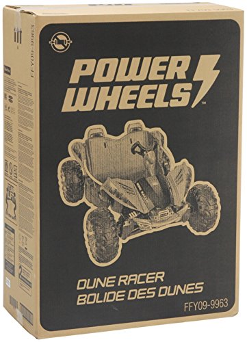 Power Wheels Dune Racer, Fire Red by Fisher-Price (Image #14)