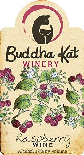 Buddha Kat Raspberry